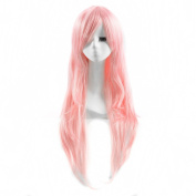Andao Long Cosplay Wig Hig Quantity Wig Quality Synthetic Hairpieces Be3121