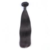 Mxangel Unprocessed Natural Colour Virgin Brazilian Human Hair Straight Weave Extensions Single Bundle Hair 70cm