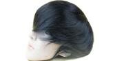 100% Human Hair Full Pu Toupee 6x8 Men's Hair Piece Natural Hair Replacement