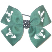 Cheer Four Loop Bow, Made in the USA, Avail in many colours