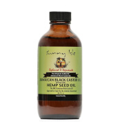 Sunny Isle Jamaican Black Castor Oil Infused with Hemp Seed Oil 120ml