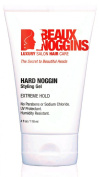 Hard NOGGIN Styling Gel--The ultimate extreme-holding styling gel. Stays where you want it.