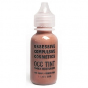 OBSESSIVE COMPULSIVE COSMETICS Tinted Moisturiser - Dark Red