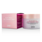 Ottie Blue Capsule Deep Cleansing Cream 200ml/6.76oz