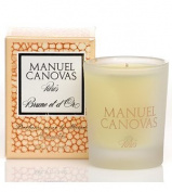 Brune et d'Or Candle 35ml by Manuel Canovas by MANUEL CANOVAS