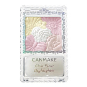 IDA Laboratories CANMAKE Glow Fleur highlighter 02 Illuminate Light