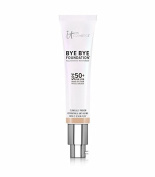 Bye Bye Foundation SPF 50+ Full Coverage Moisturiser Light 30ml