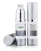 VERSA VITAMIN C EYE GEL with Hyaluronic Acid - Same Formulation Used by Hi End Dermatologists at a Fraction of the Price The BEST ANTI-ageing Eye Cream for Dark Circles, Puffiness and Wrinkles