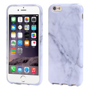 Sannysis Marble Texture Print Cover Case Skin For iPhone 6S