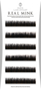 Blink REAL MINK FUR Tray Eyelash Extension Lashes C*12MM