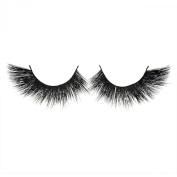 Xtreme Real Mink Eyelashes Strip Lashes - Nicki