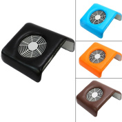 Nail Dust Vacuum Suction Fan Collector Cleaner Manicure Tool