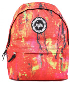 Hype Backpack Bags Rucksack - Canvas Design - Ideal School Bags - For Boys and Girls - Canvas