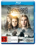 The Shannara Chronicles BD [Blu-ray] [Region 4]