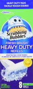 Scrubbing Bubbles Fresh Brush Heavy Duty 8 count