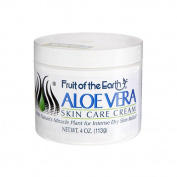 Fruit of the Earth Aloe Vera Skin Care Cream, 120ml