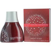 Antonio Banderas Spirit Night Fever Eau De Toilette Spray for Men, 50ml