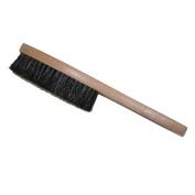 Dorfman Pacific Horsehair Brush for Wool Hat Clean Nap Wooden Handle