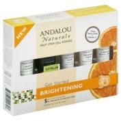 Andalou Naturals Get Started Brightening Kit -- 1 Kit