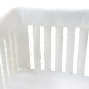 Organic 30x12 Teething Guard Protects Baby & Crib