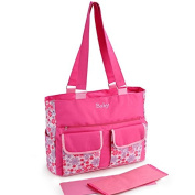 Insular Waterproof Mummy Handbag Baby Nappy Nappy Changing Bag