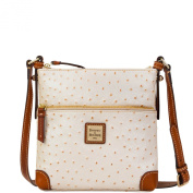 Dooney & Bourke Ostrich Letter Carrier