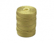 C-LON Bead Cord, Lemongrass - .5mm, 92 Yard Spool