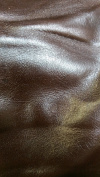 Dark Brown Weekender 19-2sqm Two Tone Soft Upholstery Handbag Cowhide Genuine Leather Cow Hide Skin NAT Leathers