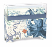 Michel Design Works 14-Count Boxed Notes, Octopus