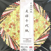 Yuzen Chiyogami tradition of Japan