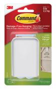 Command 17045-ES Jumbo Canvas Hanger, 2-Hooks, 4-Large Strips