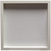 University multi-box frame 5881 250 square white