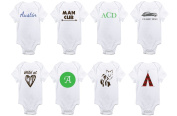 Designer Baby Decals Boy Baby Shower Kit- Onesie Party - DIY Baby Shower- Outfit Design party - diy kids clothing - Baby Shower Game -