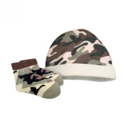 Camo Cap/Sock Set