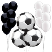 Veil Entertainment FIFA World Cup 2014 Soccer 15pc Balloon Pack
