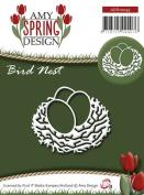 Find It Trading Amy Design Spring Die-Bird Nest