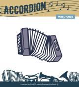 Find It Trading Music Series Die-Accordion