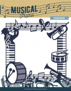 Find It Trading Music Series Die-Musical Frame