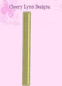 Cheery Lynn Design Cutie Fringe 4 B258 Flower Cutting Die