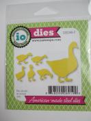 Impression Obsession Duck Set craft dies