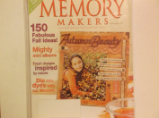 Memory Makers *September 2005* Scrapbook Idea Gallery 6 Magazine