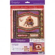 Enchanted Dreams Fantasy A4 Topper Set-Mystical Journey