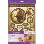 Enchanted Dreams Fantasy A4 Topper Set-Mythical Moments