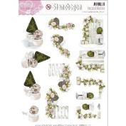 Find It Trading Precious Marieke Romance Punchout Sheet-