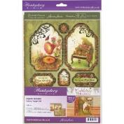 Enchanted Dreams Fantasy A4 Topper Set-Majestic Melodies