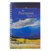 Notebook Wirebound My Sermon Notes