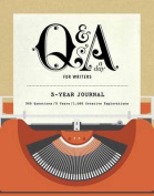 Q and A a Day for Writers