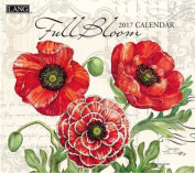 Full Bloom 2017 Wall Calendar