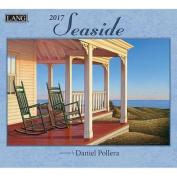 Cal 2017 Seaside 2017 Wall Calendar