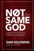 Not the Same God